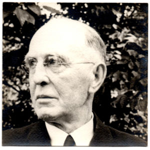 Samuel W. Fish, WM, UD - Charter Worshipful Master