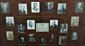 Charter Members of Theodore Breck Lodge #714